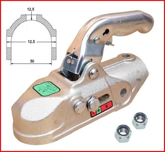 Knott Kugelkupplung K27-A 2700kg /Ø 50 mm K27 A K27A